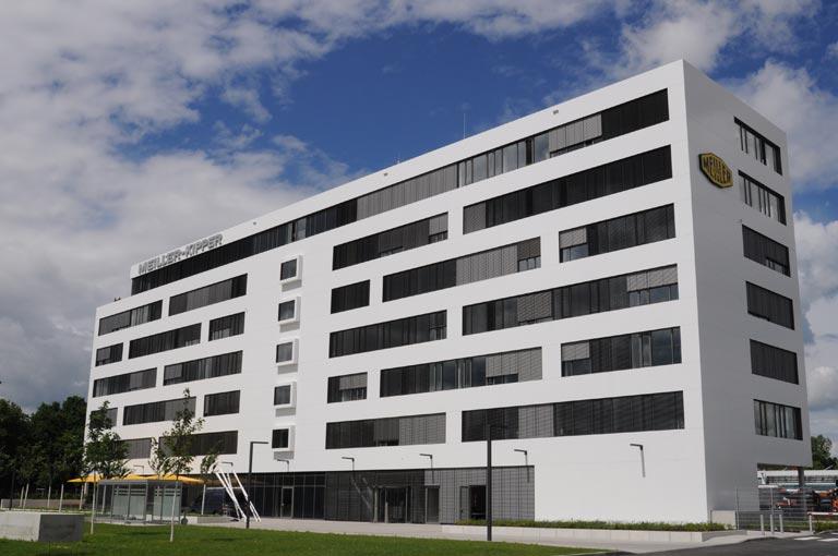 MEILLER Zentrale in München