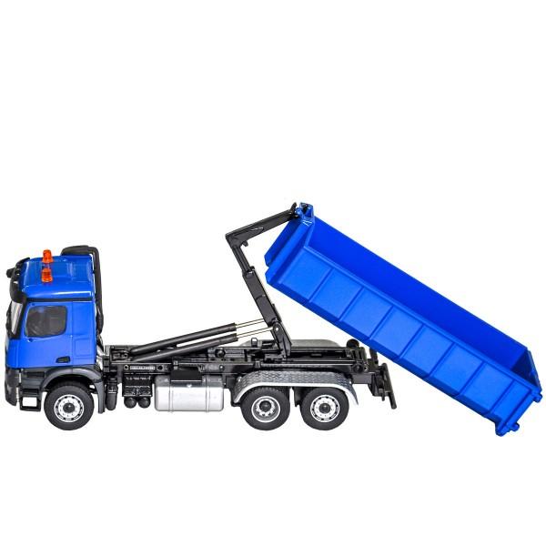 Modell MEILLER Abrollkipper blau