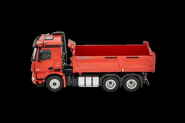 Modell MEILLER Dreiseitenkipper (rot)