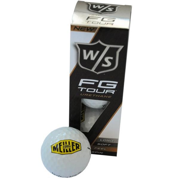 Golfball, 3er Set