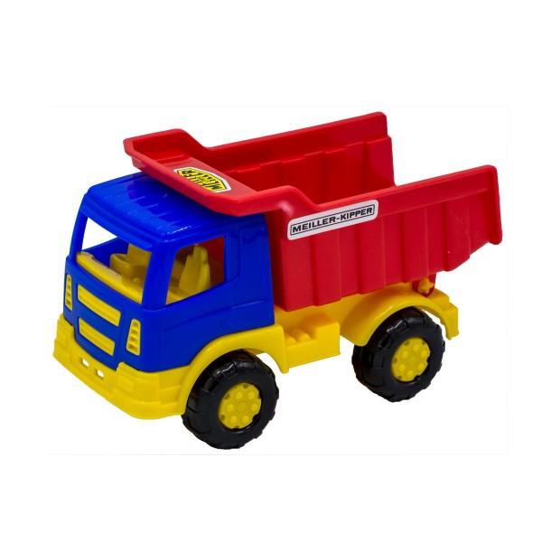 Spielzeug Kipper klein (Hinterkipper)